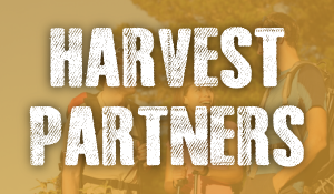 Become a partner in the harvest.